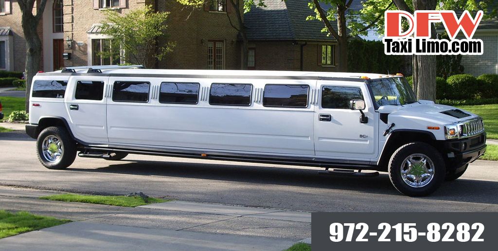 Dallas Hummer Stretch Limousine
