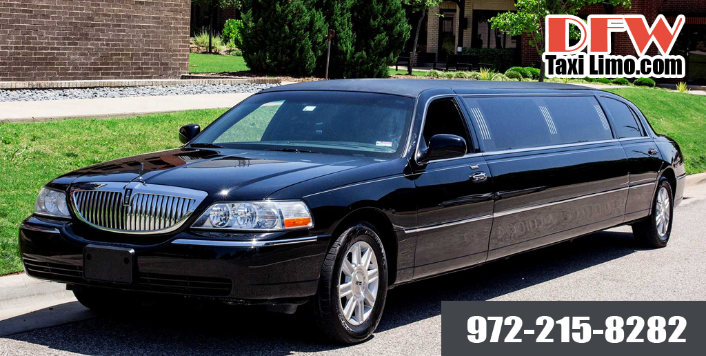 Dallas Towncar Stretch Limousine